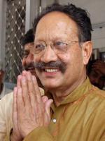B. C. Khanduri Member Lok Sabha