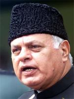 Farooq Abdullah Photo Shot