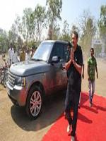 Udayanraje Bhosale Visits