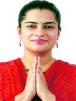 Shruti Choudhry Member Lok Sabha