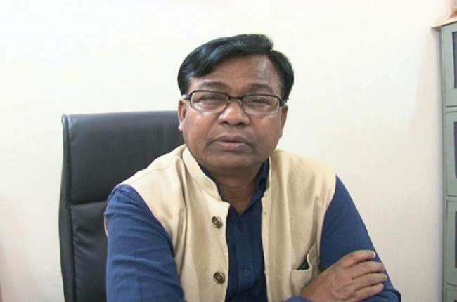 Bhakta Charan Das in Office