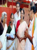 K. P. Dhanapalan Member Lok Sabha