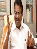 T. K. S. Elangovan in Office