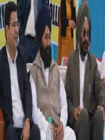 Sher Singh Ghubaya Group Pic