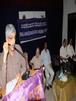 K. Jayaprakash Hegde Speech