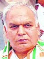 Mohinder Singh Kaypee Member Lok Sabha