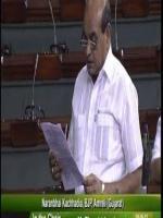 Naranbhai Kachhadia Member Lok Sabha