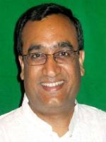 Mahadeo Singh Khandela Member Lok Sabha