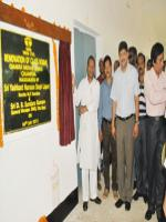 Yashbant Narayan Singh Laguri in Inogration Ceremony