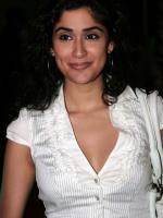 Anjala Zaveri Modeling Pic