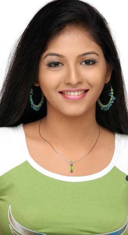Anjali Photo Shot