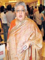 Daisy Irani in Party
