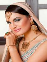 Nadia Hussain Bridal Makup