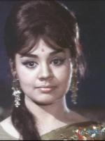 Young Farida Jalal