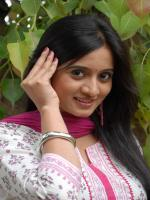Harshika Poonacha Modeling Pic