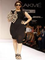 Huma Qureshi in Fashion Show