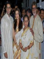 Jaya Bachchan Group Pic