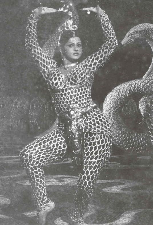 Jayamalini in New Look