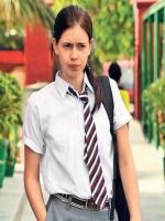 Kalki Koechlin in School Uniform