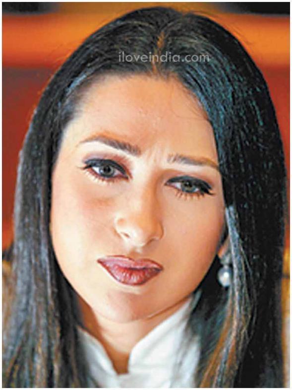 Karisma Kapoor Modeling Pic