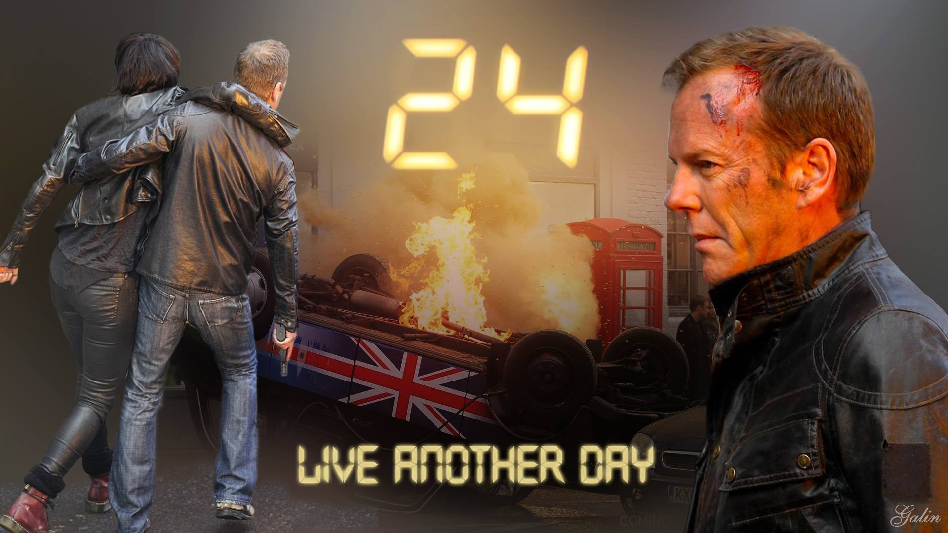 Kiefe in 24 LIVE ANOTHER DAYr in