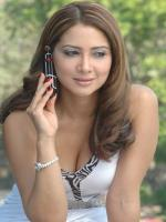 Kim Sharma in Movie