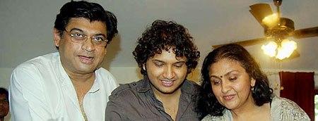 Leena Chandavarkar Group Pic