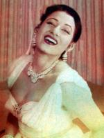 Madhubala in Movie Scene
