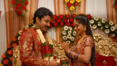Madhumitha Wedding Pic
