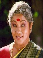 Manorama in Movie Scene