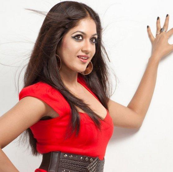 Meghana Raj Modeling Pic