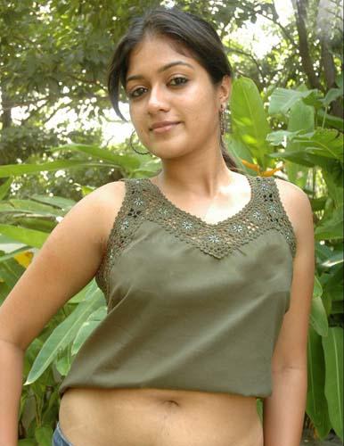 Meghana Raj in Movie Scene