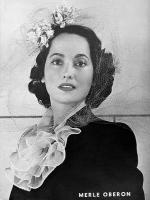 Merle Oberon Photo Shot