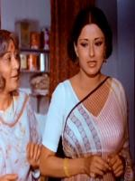 Moushumi Chatterjee in Movie