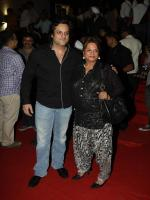 Mumtaz with Fardeen Khan