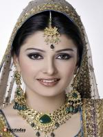 Naheed Shabbir in Bridal dress