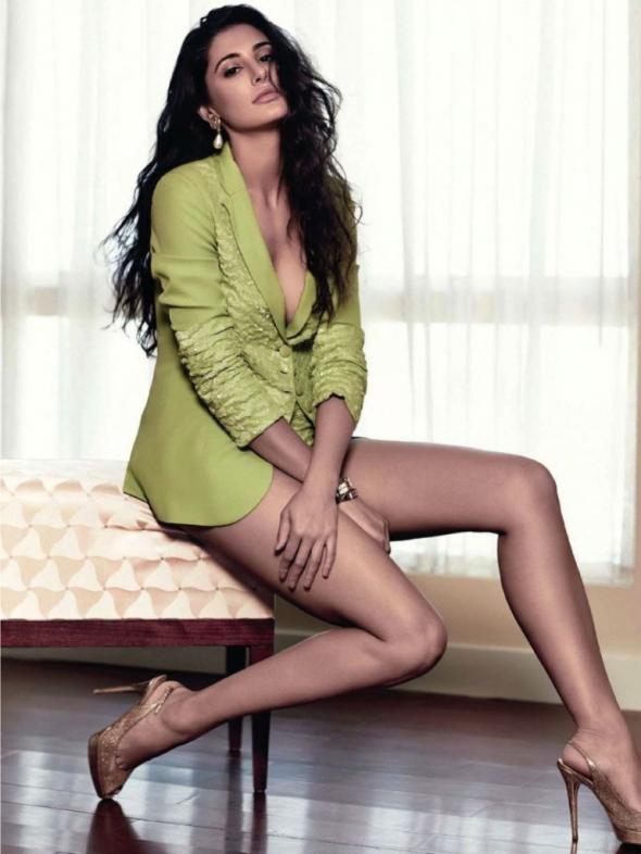 Nargis Fakhri in Model