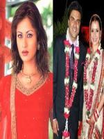 Neelam Kothari Wedding Pic