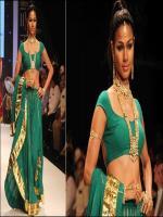 Nethra Raghuraman Modeling pic