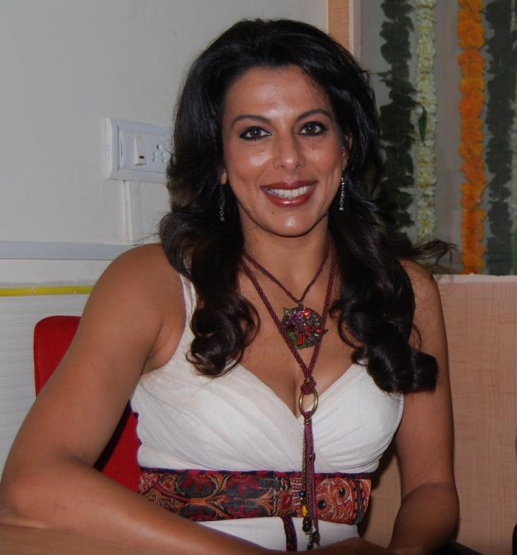 Pooja Bedi in Movie