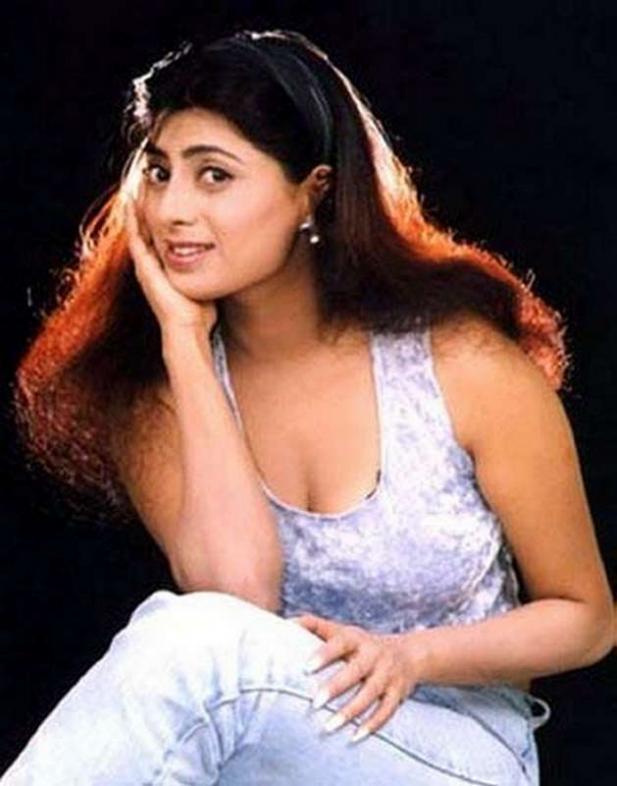 Priya Raman Modeling Pic