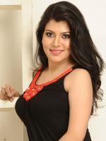 Priyanka Sharma In Black Dress