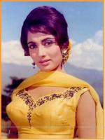 Sadhana Modeling Pic