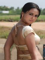Sana Khan in Silambattam Movie