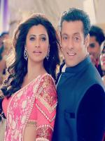 Sana Khan with Salman Khan in Photocopy Jai Ho Movie