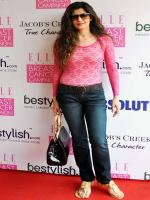 Model Sangeeta Bijlani