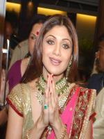 Shamita Shetty in Party