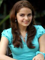 Shazahn Padamsee in Movie Scene