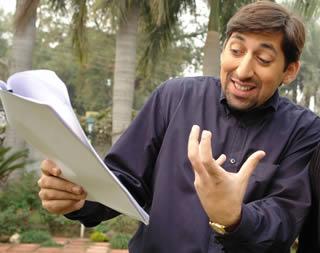 Adeel Hashmi in TV Drama
