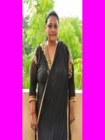 Shakeela in Black Dress